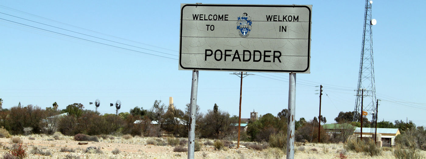 Pofadder Feature