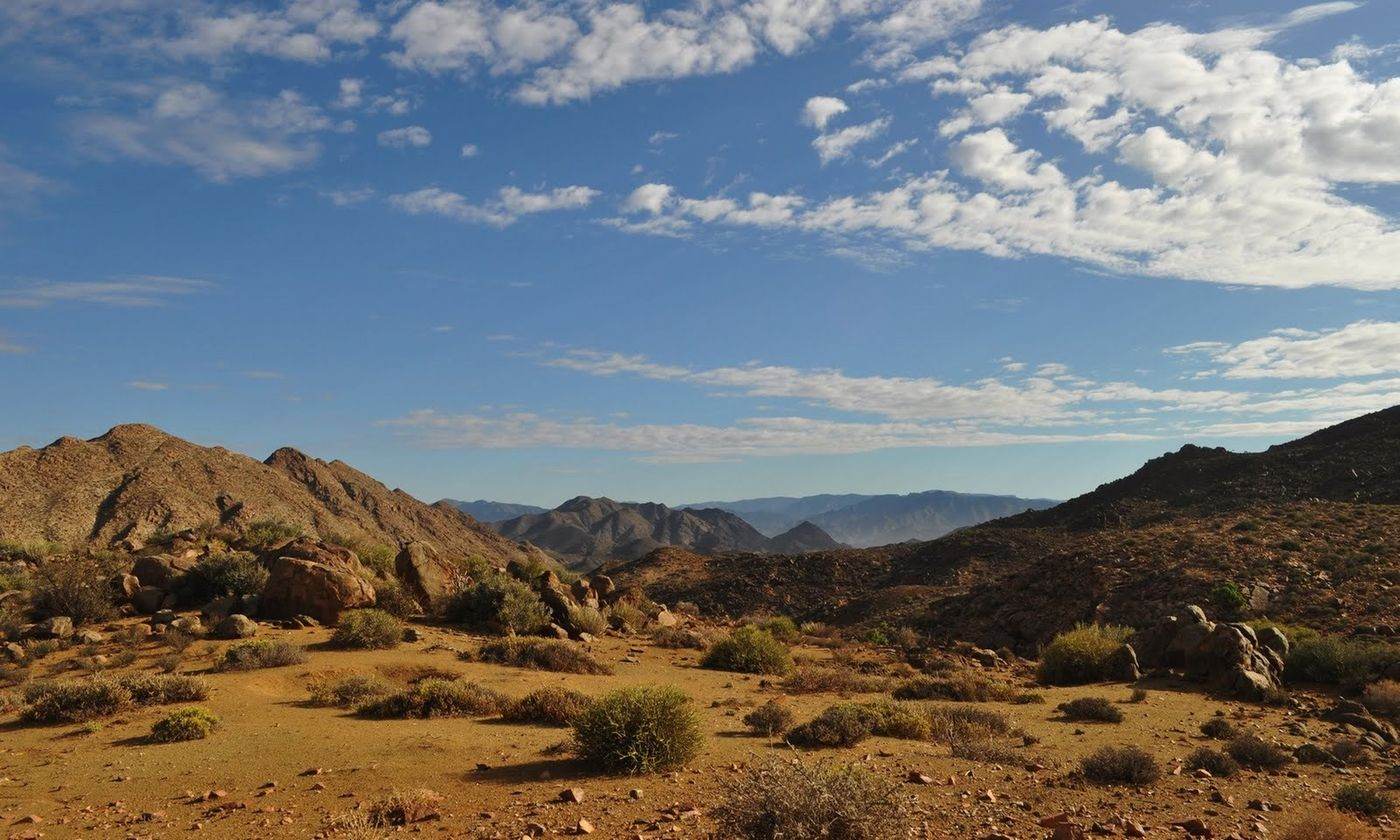 Richtersveld Route