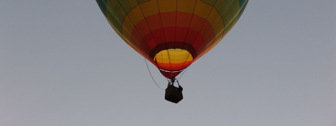 Augrabies Hot Air Ballooning