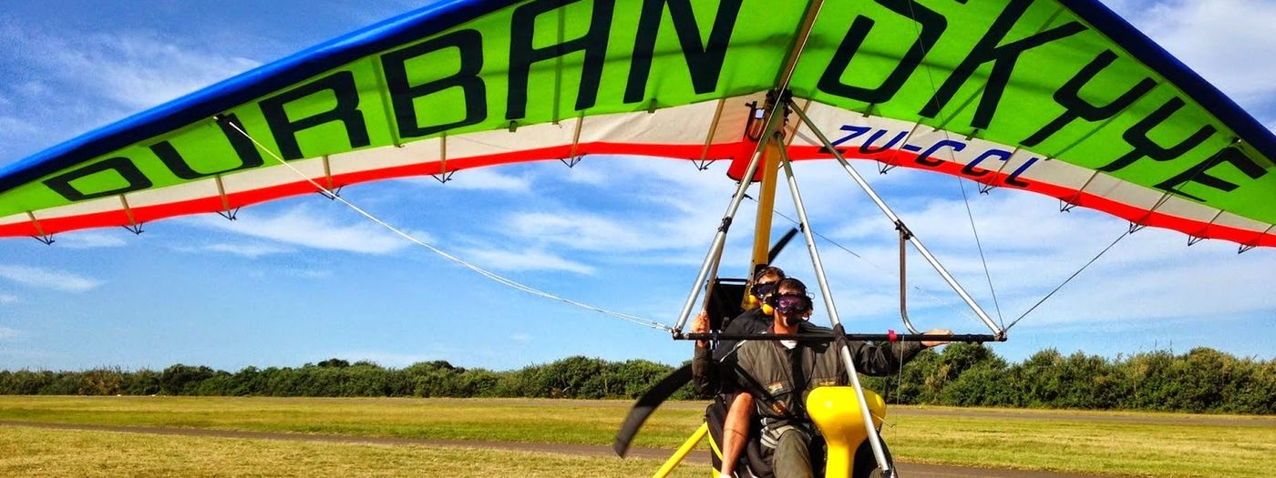 Microlighting Experience The Northern Cape South Africa