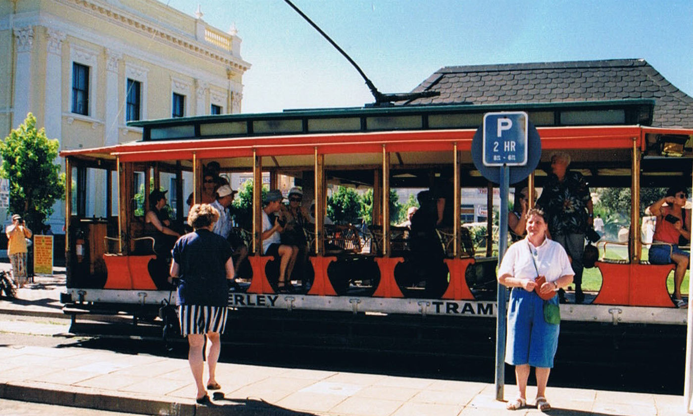 Take The Tram In Kimberley