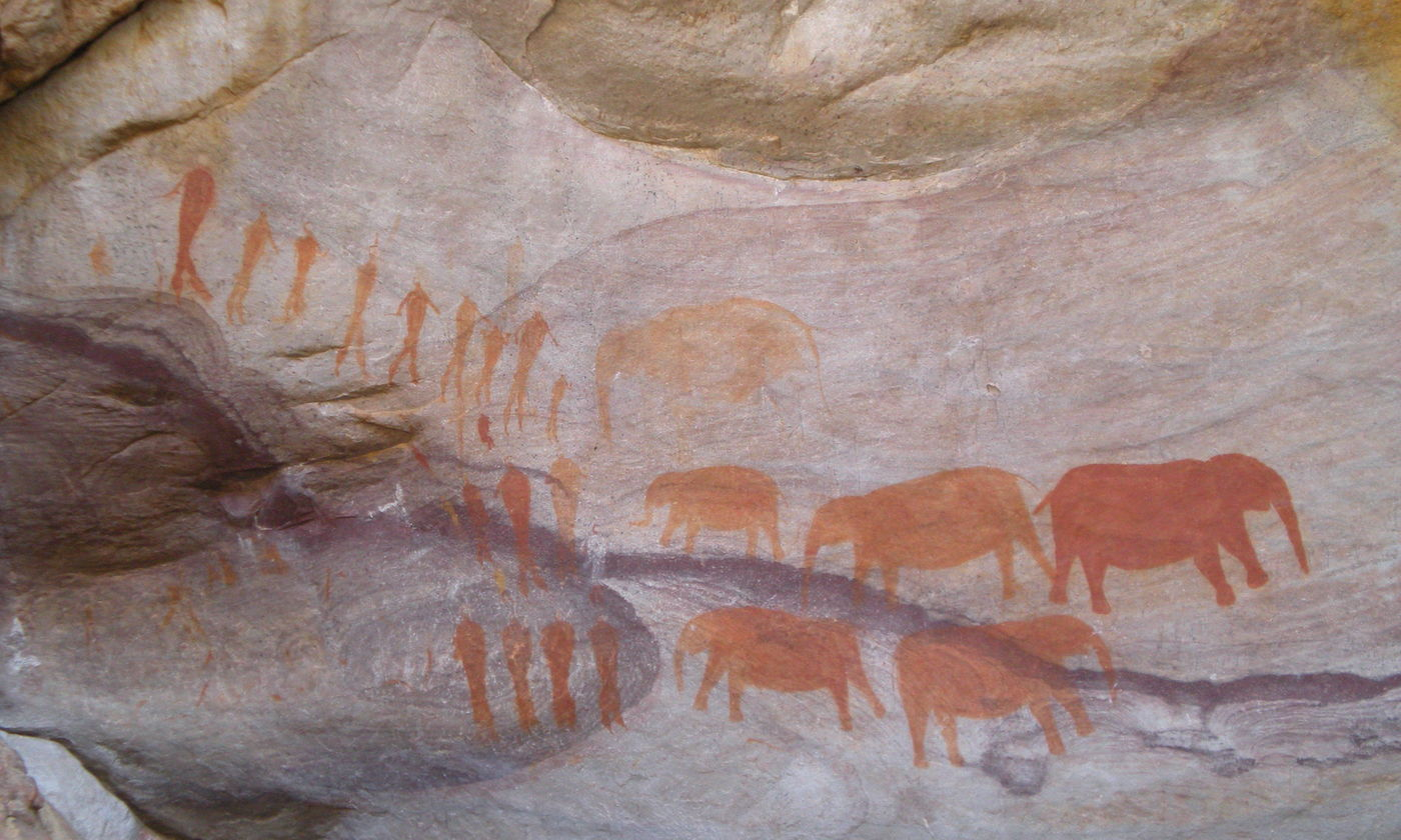 Khoisan Rock Art