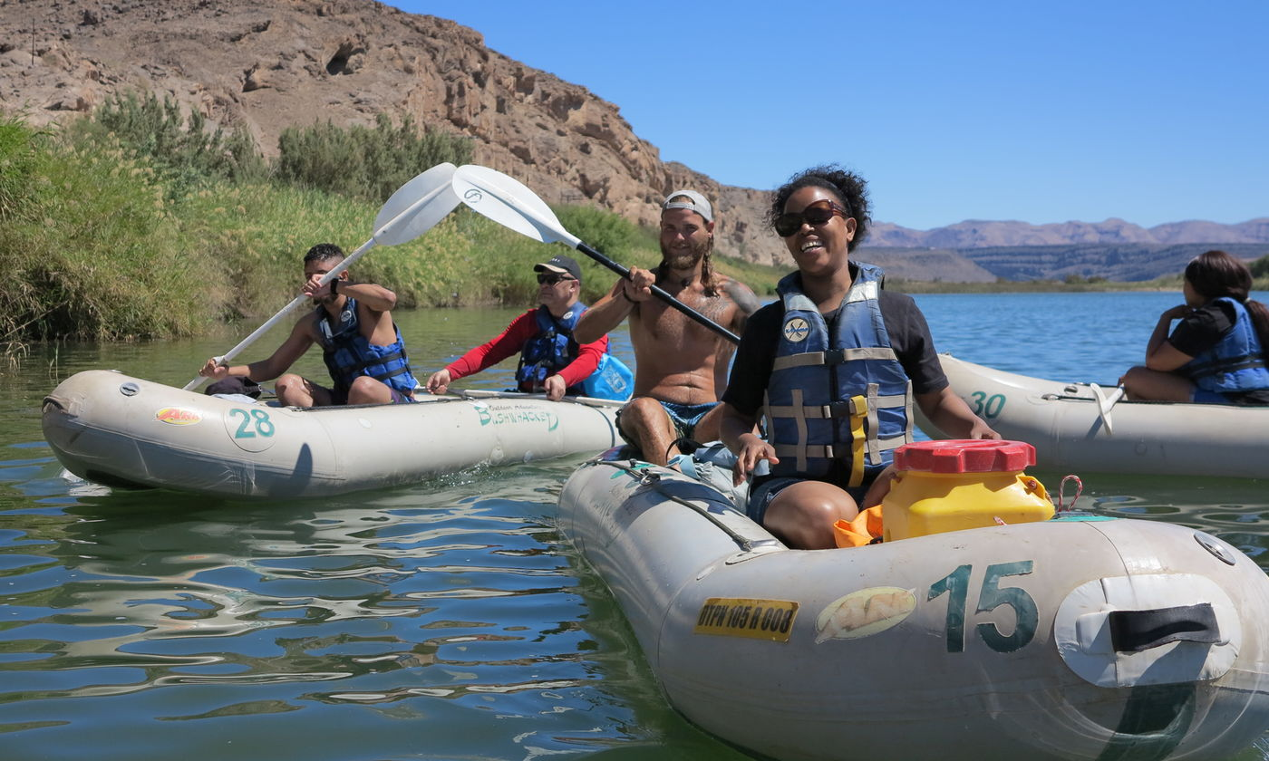 Northern Cape River Rafting 9