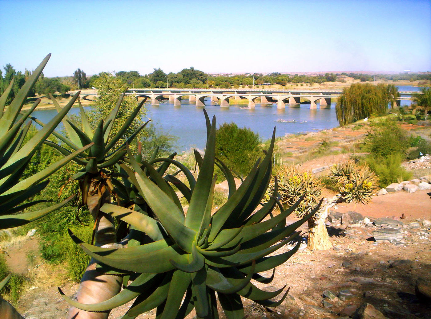 Upington Bridge Copy