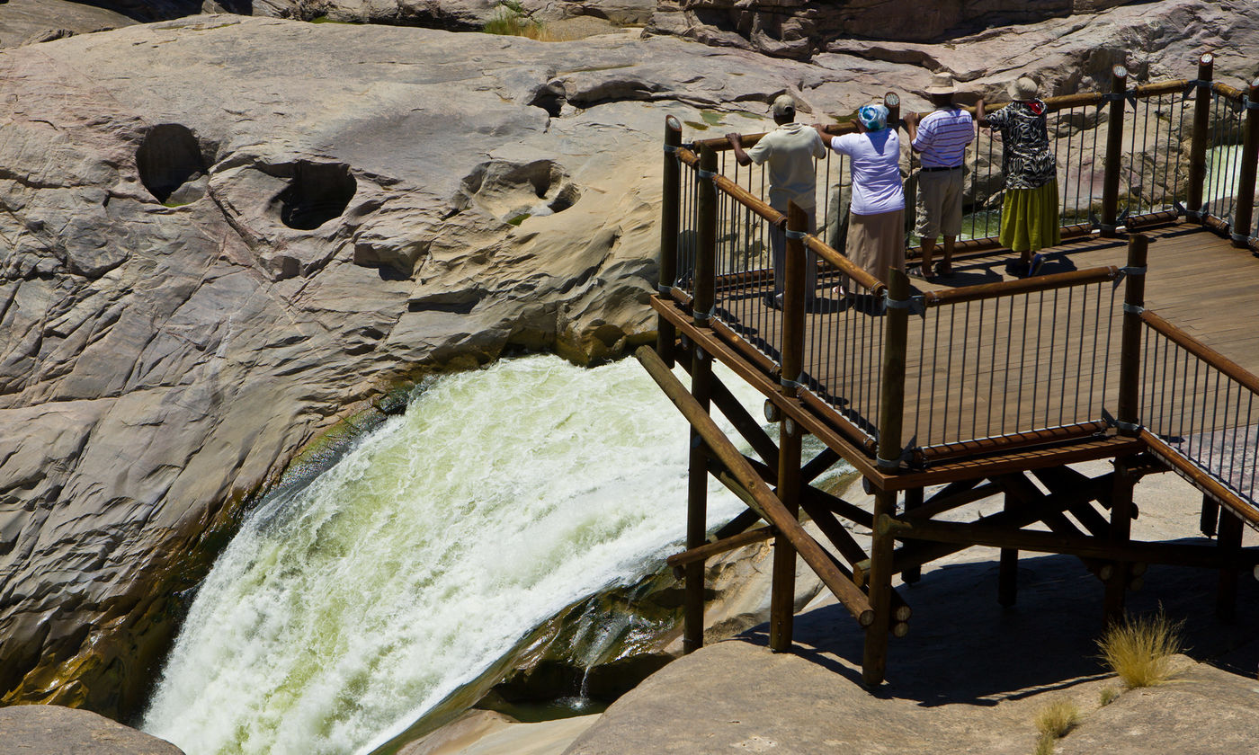 Augrabies Falls Viewing Platforms 1 D325951