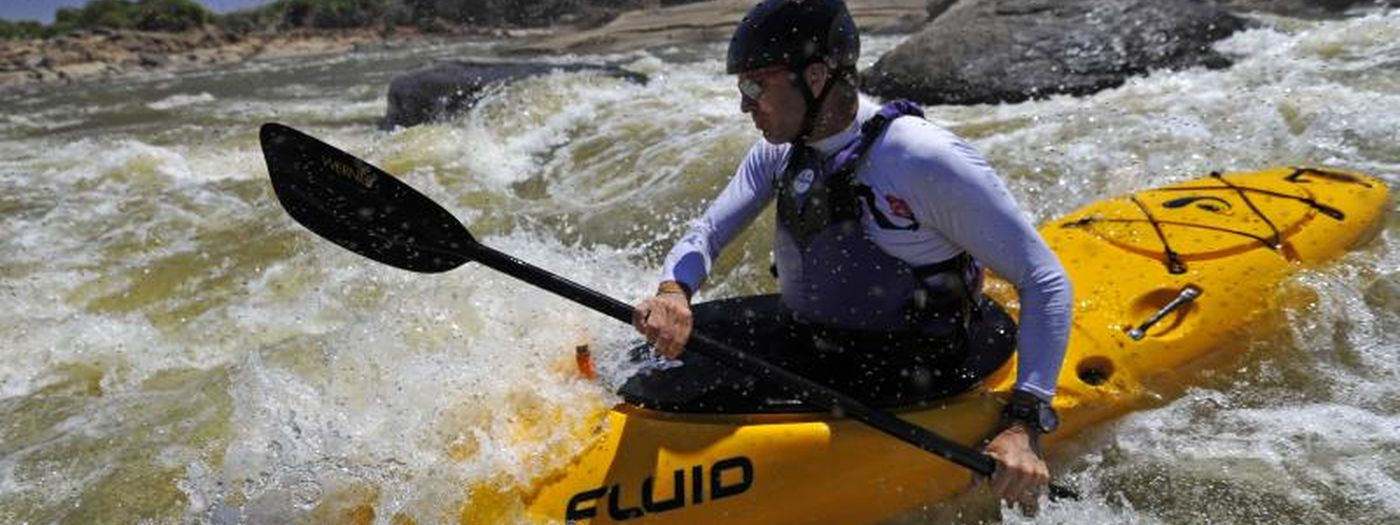 36 Green Kalahari Kayaking  Peter Van Kets