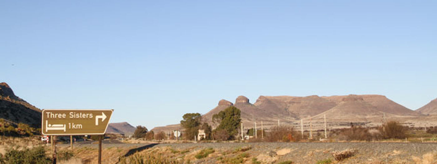 Three Sisters  U2013 Experience The Northern Cape  South Africa