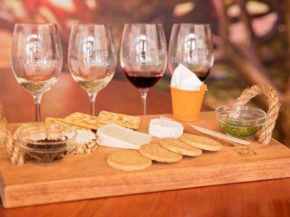 Orange River Cellars wine tasting