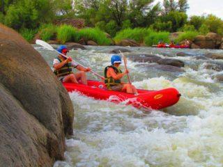 Augrabies River Rafting
