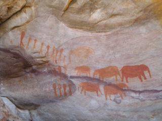 Khoisan Rock Art
