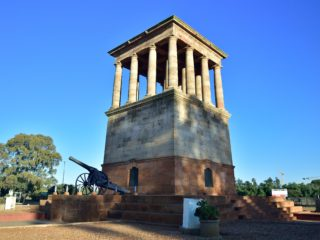 N Cape  Kimberley  Memorial Honoured Dead