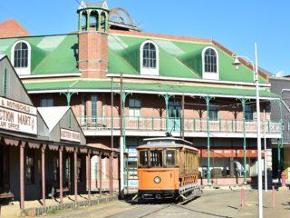 N Cape  Kim Berley Big Hole Tram