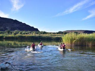 Vioolsdrift  Umkhulu Lodge  Orange River Tours