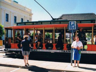 Take The Tram In Kimberley