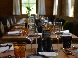 Restaurant -Stock Image