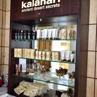 Kalahari  Red Dune Route  Diamond T Coffee Shop