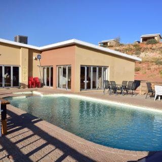 Kalahari Red Dune Route Kgalagadi Lodge