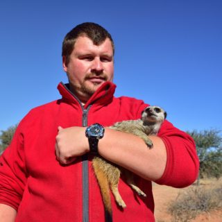 N Cape Kalahari  Kalahari Trails  Kalahari Red Dune Route  Jaco