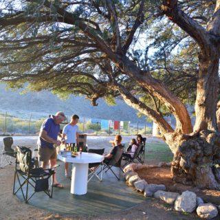 N Cape Klein Pella Camping