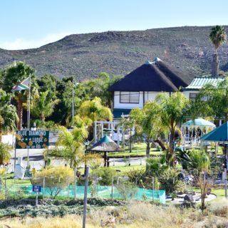 N Cape  Blue Diamond Lodge  Springbok