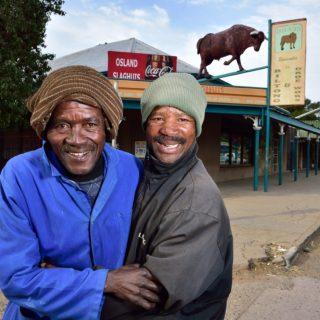 N Cape  Faces  People  Olifantshoek