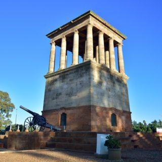 N Cape  Kimberley  Memorial Honoured Dead