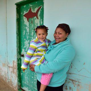 N Cape  Port Nolloth  Faces People