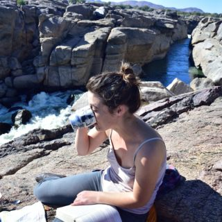 N Cape  Augrabies Falls