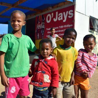 N Cape  Faces  Children  Vioolsdrift