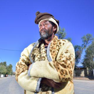 N Cape  Kalahari People  Willie