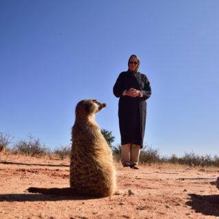 N Cape  Kalahari Red Dune Route  Kalahari Trails  Prof  Anne Rasa