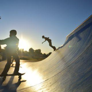 N Cape  Kimberley  Kumba Skate Park