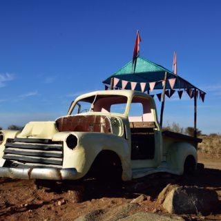 N Cape  Padstal Near Upington Keimoes
