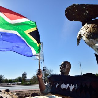 N Cape  People Faces  Curios  Pofadder