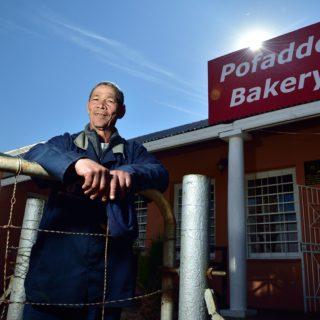 N Cape  People Faces  Curios  Pofadder Oom Dirk