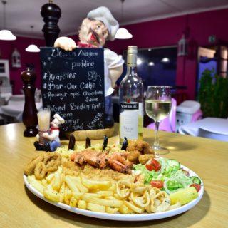 N Cape  Port Nolloth  Vespetti Restaurant