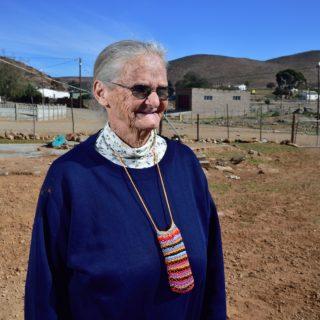 N Cape  Richtersveld  Eksteenfontein Edwina Driegaardt