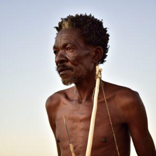 Kalahari People  Khomani San Crafts  Elia Fester  Red Dune Route