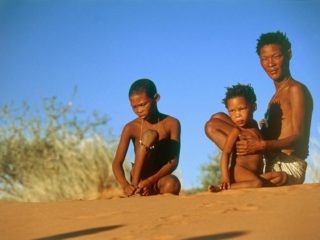 36 Mier Community  Bushman Family On Dunes Hw (64)