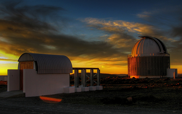A tour of the Sutherland observatory promises an exciting outing.